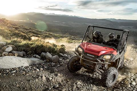 2020 Honda Pioneer 1000 Deluxe in West Bridgewater, Massachusetts - Photo 6