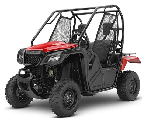2020 Honda Pioneer 500 in Belle Plaine, Minnesota