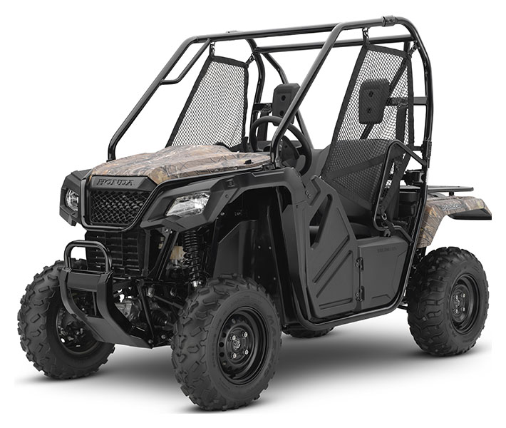2020 Honda Pioneer 500 in Monroe, Michigan - Photo 1