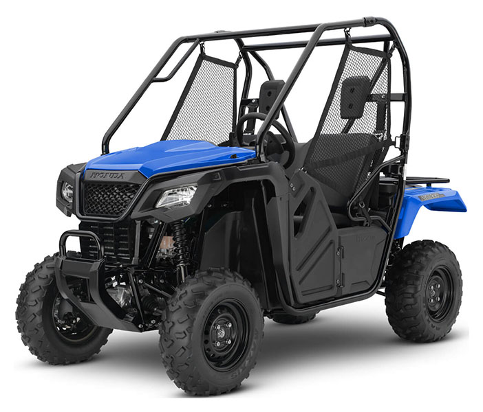 2020 Honda Pioneer 500 in New Strawn, Kansas - Photo 1