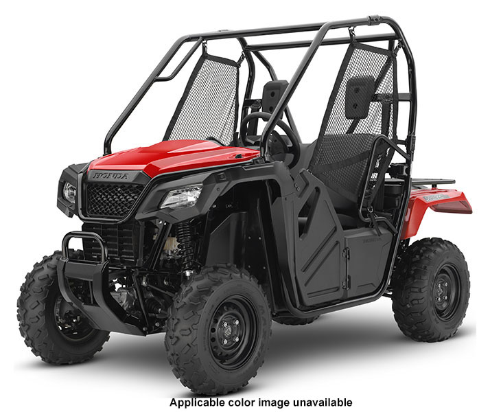 2020 Honda Pioneer 500 in Sterling, Illinois