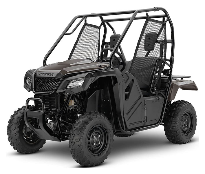 2020 Honda Pioneer 500 in Ukiah, California - Photo 1