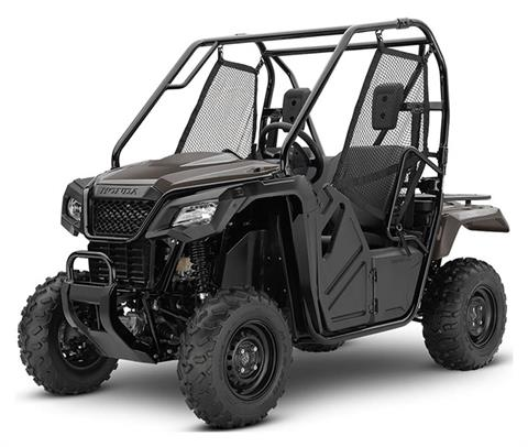 2020 Honda Pioneer 500 in Spencerport, New York - Photo 1