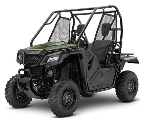 2020 Honda Pioneer 500 in Monroe, Michigan