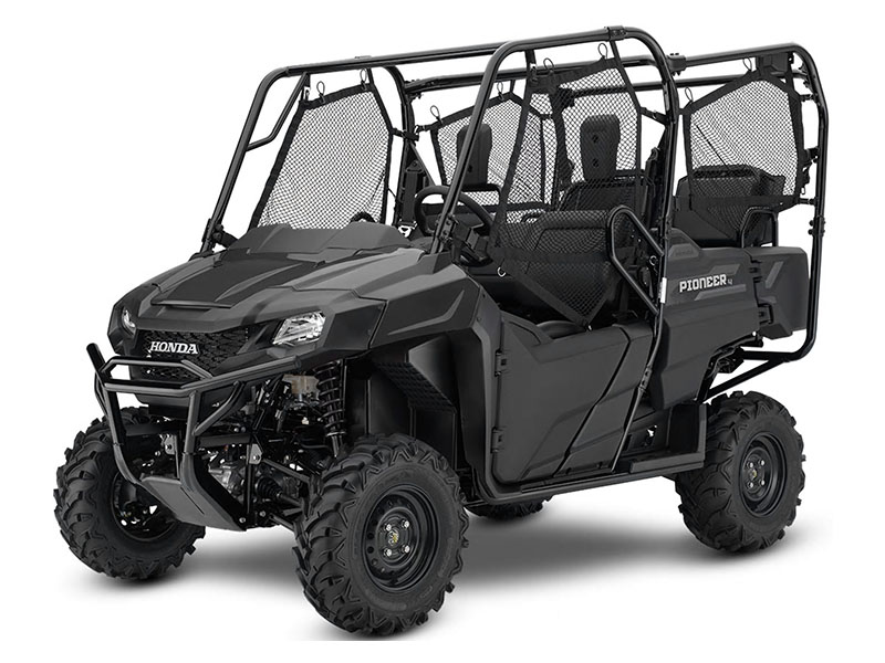 2020 Honda Pioneer 700-4 in West Bridgewater, Massachusetts - Photo 1