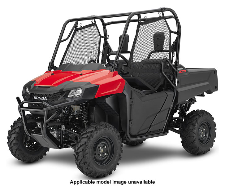 2020 Honda Pioneer 700-4 in Monroe, Michigan
