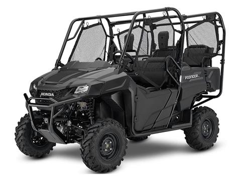 2020 Honda Pioneer 700-4 in Mineral Wells, West Virginia - Photo 1