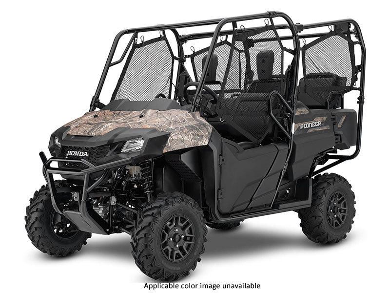 2020 Honda Pioneer 700-4 Deluxe in Brockway, Pennsylvania