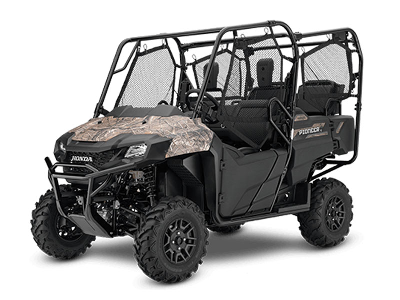2020 Honda Pioneer 700-4 Deluxe in Long Island City, New York