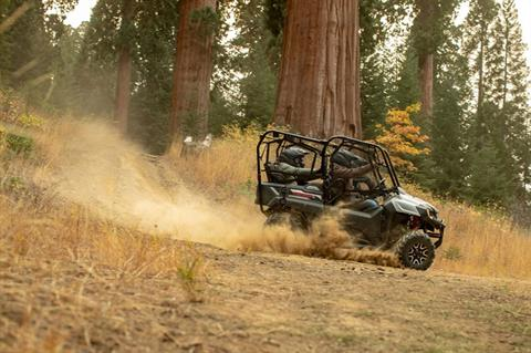 2020 Honda Pioneer 700-4 Deluxe in Hendersonville, North Carolina - Photo 4