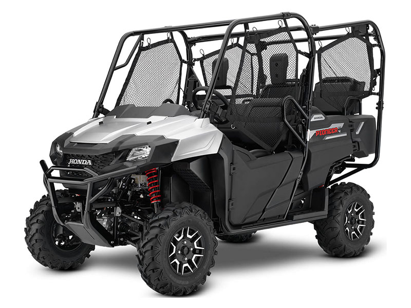 2020 Honda Pioneer 700-4 Deluxe in Huntington Beach, California - Photo 1