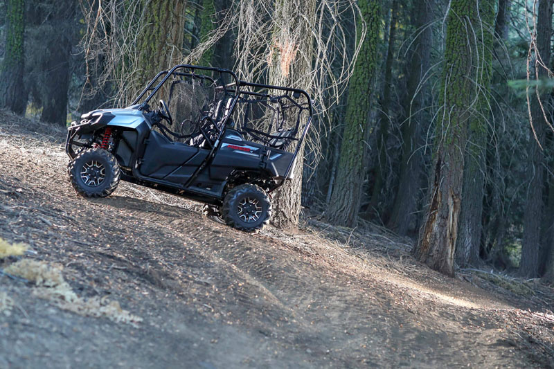 2020 Honda Pioneer 700-4 Deluxe in Crystal Lake, Illinois - Photo 3