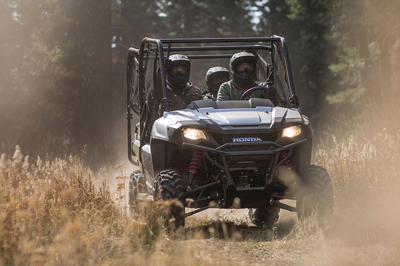 2020 Honda Pioneer 700-4 Deluxe in Lumberton, North Carolina - Photo 6