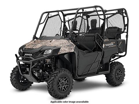 2020 Honda Pioneer 700-4 Deluxe in Petersburg, West Virginia