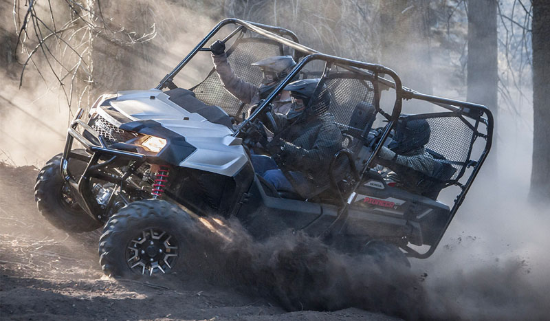 2019 Honda Pioneer 700-4 in Tarentum, Pennsylvania - Photo 4