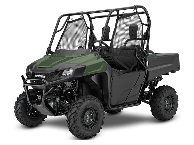 2020 Honda Pioneer 700 in Hollister, California - Photo 1