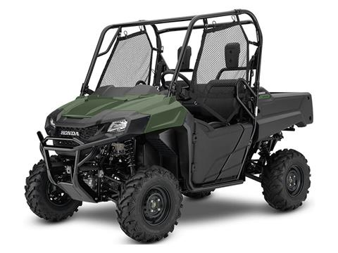 2020 Honda Pioneer 700 in Asheville, North Carolina - Photo 1