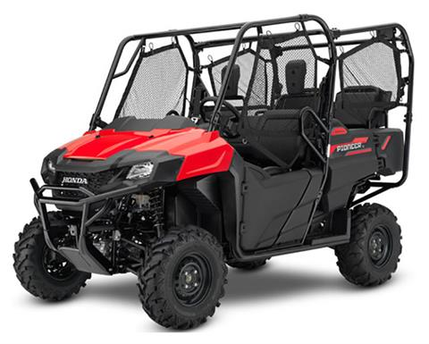 2019 Honda Pioneer 700-4 in Crystal Lake, Illinois