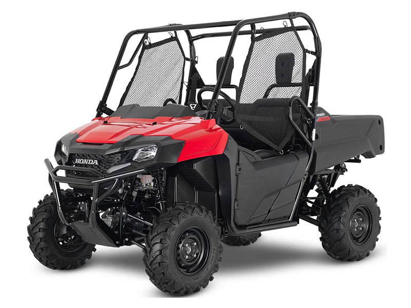 2020 Honda Pioneer 700 in Monroe, Michigan - Photo 1