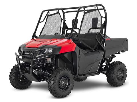 2020 Honda Pioneer 700 in Danbury, Connecticut