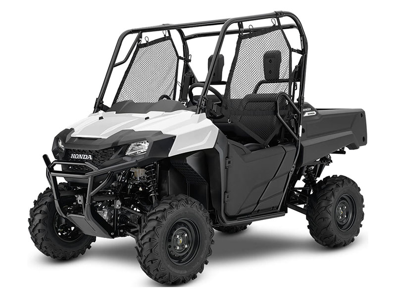 2020 Honda Pioneer 700 in Orange, California - Photo 1