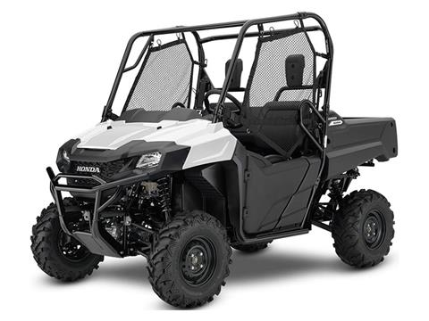 2020 Honda Pioneer 700 in Chanute, Kansas - Photo 1