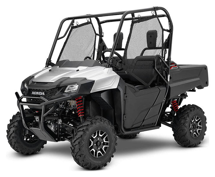 2020 Honda Pioneer 700 Deluxe in Harrisburg, Illinois