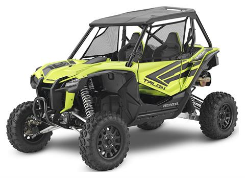 2020 Honda Talon 1000R in Ukiah, California - Photo 1