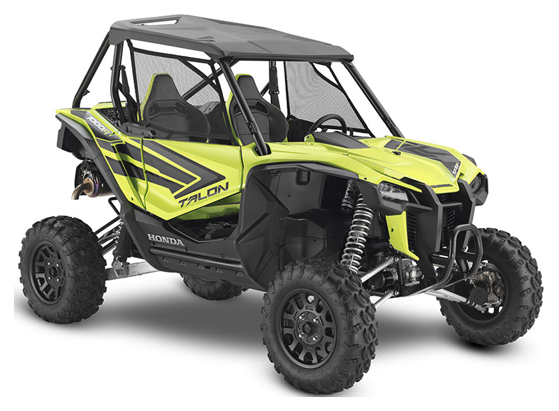 2020 Honda Talon 1000R in Anchorage, Alaska - Photo 2