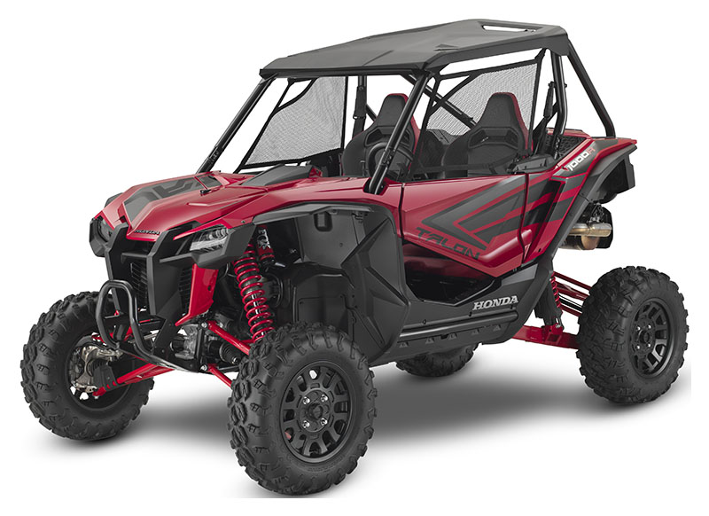 2020 Honda Talon 1000R in Sterling, Illinois