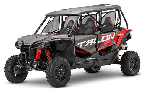 2020 Honda Talon 1000X-4 in Hot Springs National Park, Arkansas