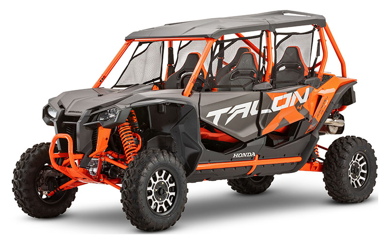 2020 Honda Talon 1000X-4 FOX Live Valve in Brookhaven, Mississippi