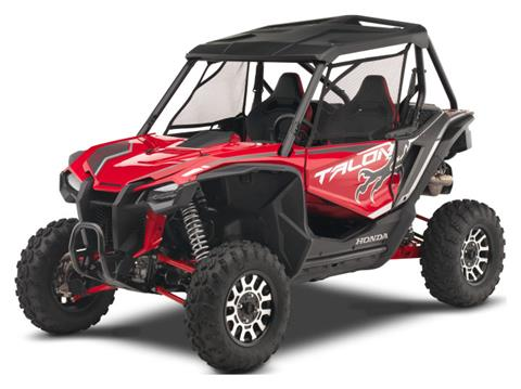 2020 Honda Talon 1000X in Iowa City, Iowa
