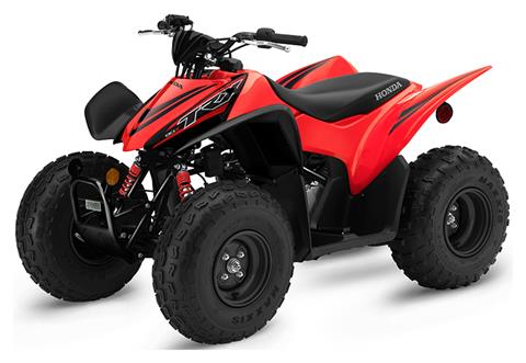 2021 Honda TRX90X in Lakeport, California