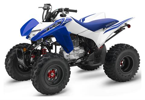 2021 Honda TRX250X in Lewiston, Maine