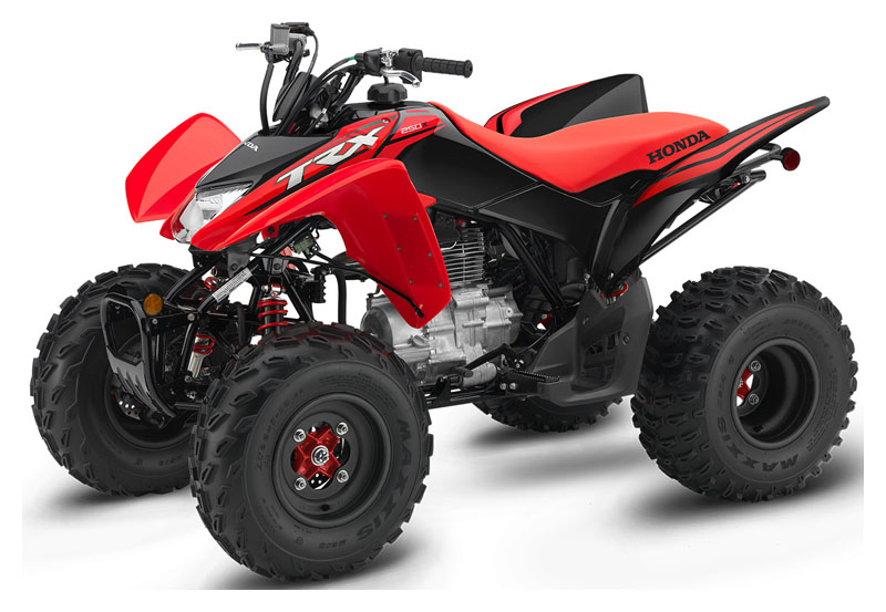2021 Honda TRX250X in Shawnee, Kansas