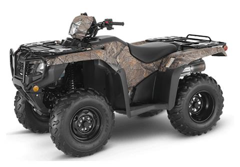 2021 Honda FourTrax Foreman 4x4 in North Reading, Massachusetts