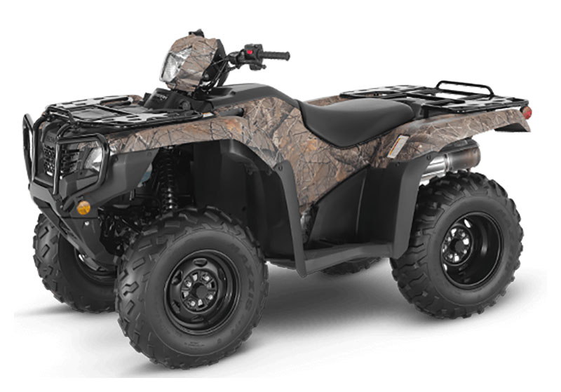 2021 Honda FourTrax Foreman 4x4 in New Strawn, Kansas - Photo 1