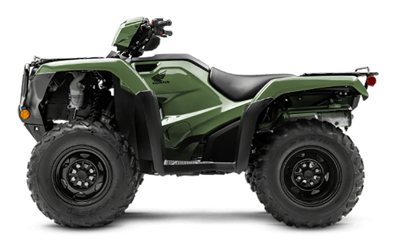 2021 Honda FourTrax Foreman 4x4 in Lakeport, California - Photo 1