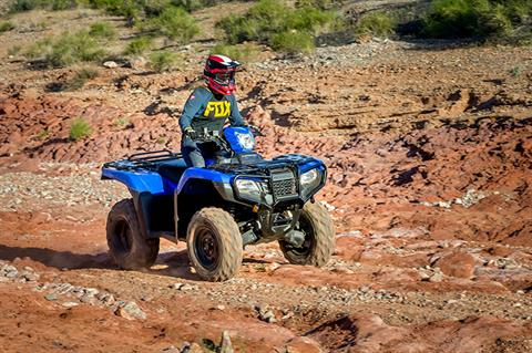 2021 Honda FourTrax Foreman 4x4 in Hollister, California - Photo 4