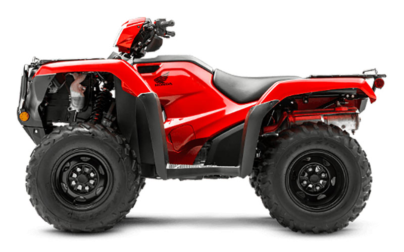 2021 Honda FourTrax Foreman 4x4 in Lewiston, Maine - Photo 1