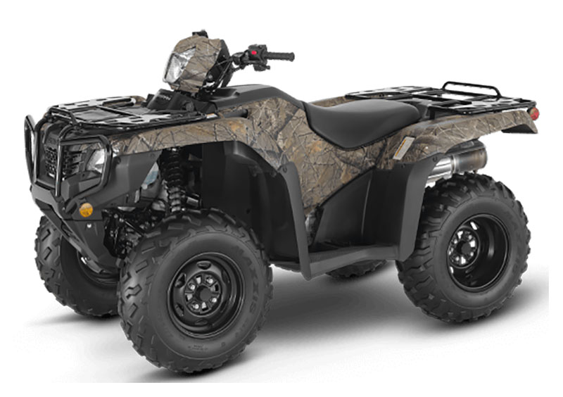 2021 Honda FourTrax Foreman 4x4 EPS in Redding, California - Photo 1