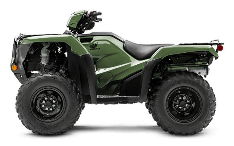 2021 Honda FourTrax Foreman 4x4 EPS in Lewiston, Maine - Photo 1