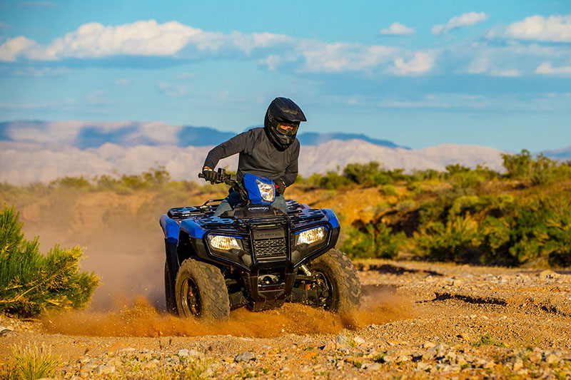 2021 Honda FourTrax Foreman 4x4 EPS in Marina Del Rey, California - Photo 3