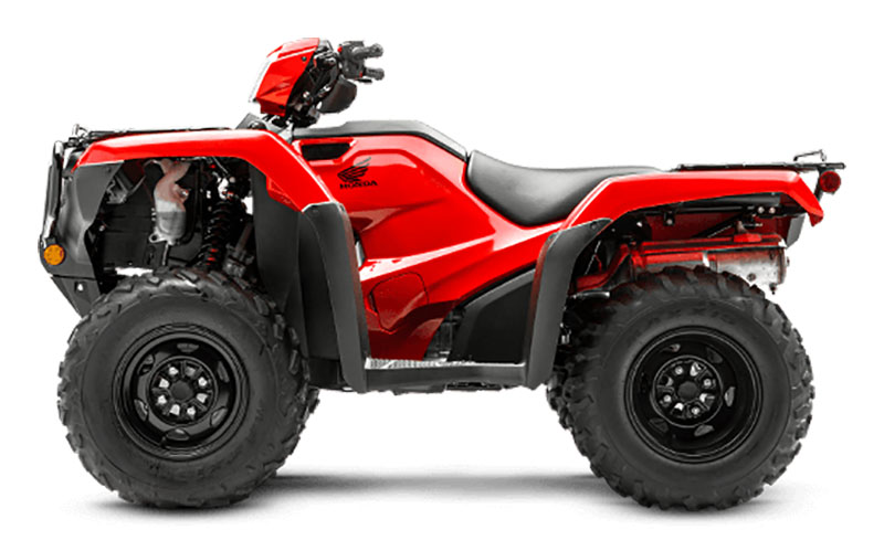 2021 Honda FourTrax Foreman 4x4 EPS in Lakeport, California - Photo 1