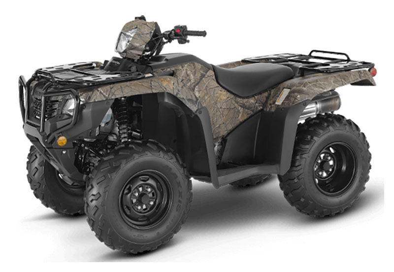 2021 Honda FourTrax Foreman 4x4 ES EPS in Coeur D Alene, Idaho - Photo 1