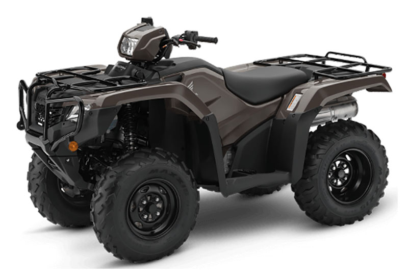 2021 Honda FourTrax Foreman 4x4 ES EPS in Stillwater, Oklahoma - Photo 1