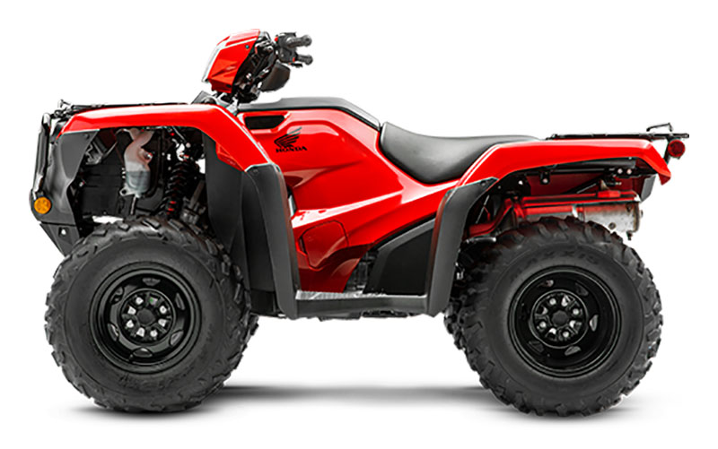 2021 Honda FourTrax Foreman 4x4 ES EPS in Lincoln, Maine - Photo 1
