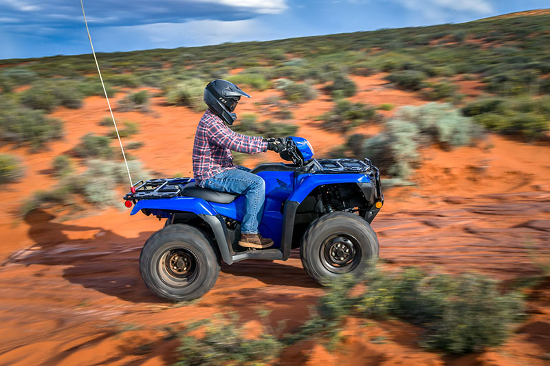 2021 Honda FourTrax Foreman 4x4 ES EPS in Lincoln, Maine - Photo 9