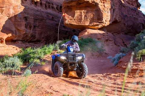 2021 Honda FourTrax Foreman 4x4 ES EPS in Cedar City, Utah - Photo 10
